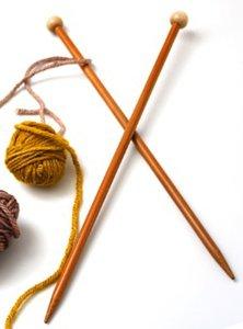 knitting needle size chart
