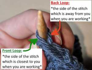 knitting tutorial kfb