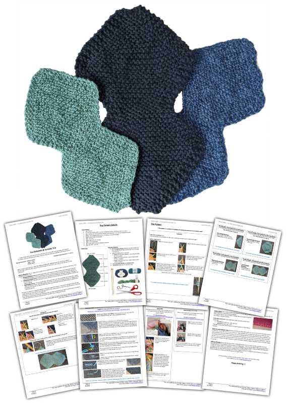 dishcloth knitting pattern