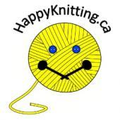 Happy Knitting Logo